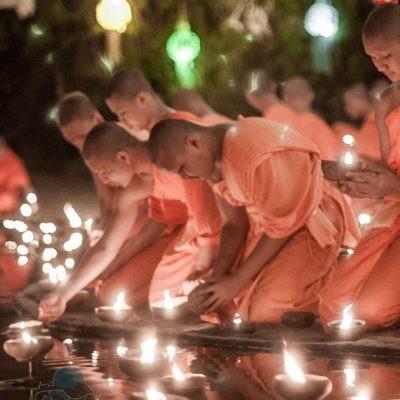 phototrip - Lễ hội thả đèn trời Thái Lan