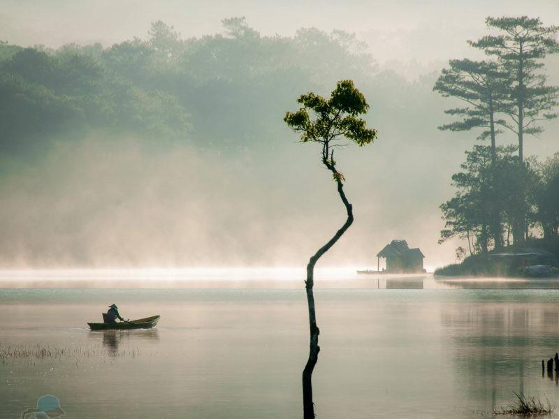 phototrip - hồ Tuyền Lâm